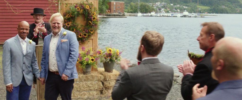ヴァレリア元彼の結婚式の写真1