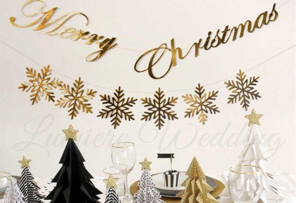 クリスマスガーランド