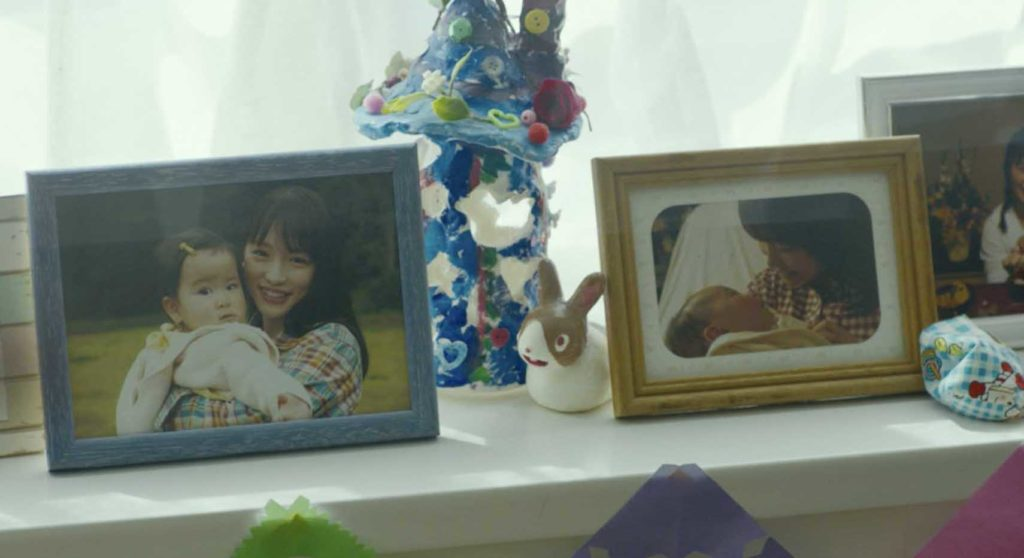 亡きママの写真たち
